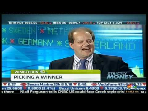 Peter Webb on CNBC