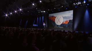 OS X El Capitan (version 10.11) is the twelfth major release of OS X, Apple Inc.'s desktop and server operating system for Macintosh computers.