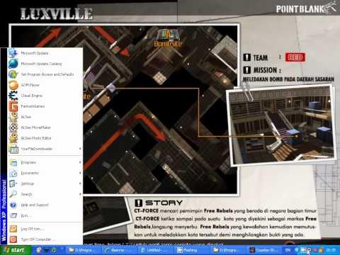 วิธีลง Counter Strike PB V.4.7