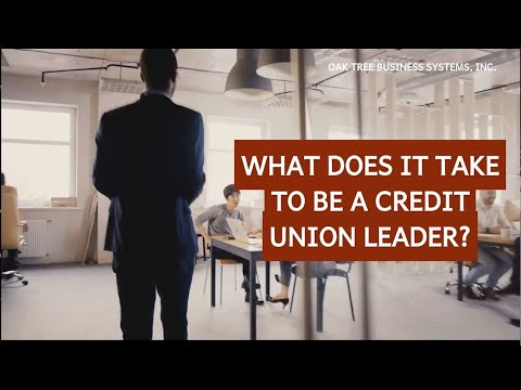 Watch 'How To Stand Out As a Leader In the Credit Union Industry! - YouTube'