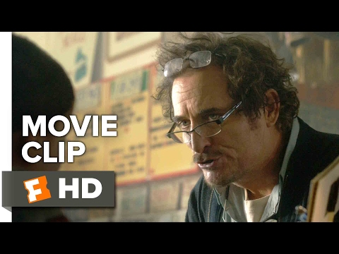 The Adventure Club Movie CLIP - Ozzie's Shop (2017) - Kim Coates Movie