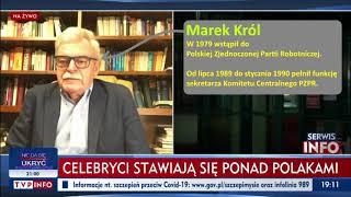 Były sekretarz KC PZPR opowiada o tym, że Miller zachował się jak władza w PRL…
