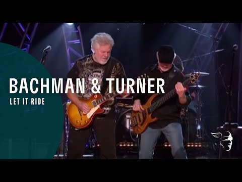 bachman - Randy Bachman and C.F.