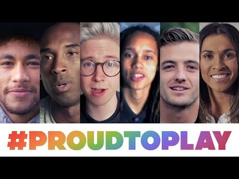 Proud To Play Commercial (2014) (Television Commercial)