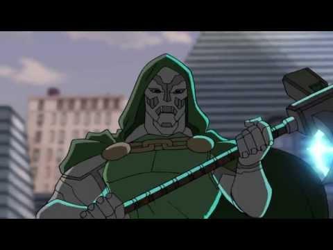 Marvel's Avengers Assemble 1.04 (Clip)