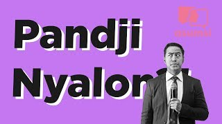 Video Asumsi with Pandji Pragiwaksono - Nyalon?! MP3, 3GP, MP4, WEBM, AVI, FLV Februari 2019