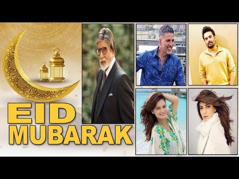 BTown celebs wish fans Eid Mubarak