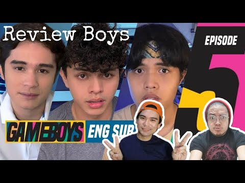 Review Boys - Gameboys Episode 5 - The Thrill of the Chase - This left us heartbroken!