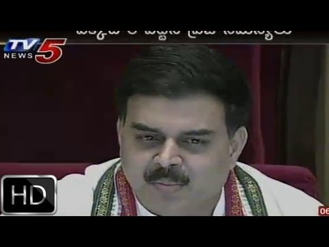 Budget session - Subscribe for more News: http://goo.gl/NHJD9 Website : http://www.tv5news.in Like us on FB@ http://www.facebook.com/tv5newschannel Follow us on@ https://twit...