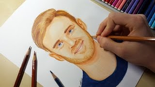 Drawing - PewDiePieLet me know what about what you think below!!(If you have any suggestion for me to draw, let me know in the comment)Equipment and Art Tools- Color Pencil:                Caran d'ache - Prismalo Color Editing equipment- Sony DSC-WX50 (Amazon: http://goo.gl/P7UzH5)- Final Cut Pro X & iMovie (Mac App Store)- Manfrotto Compact Tripod (Amazon: http://goo.gl/QsZuCM)- Selfie Stick sold by some dude in ParisMusic: Itro & Electro- Light - ParadoxSoundCloud: https://soundcloud.com/itroYoutube: https://www.youtube.com/user/officialitro