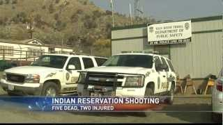 Porterville (CA) United States  city photo : Deadly California Indian Reservation shooting