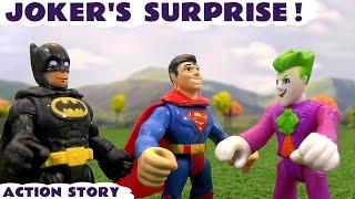 Joker\'s Surprise