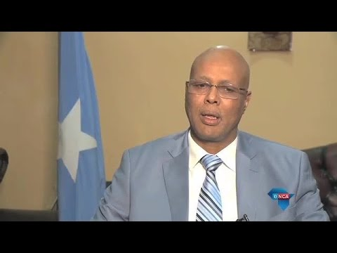 Prime - Subscribe to eNCA for latest news. No Fear. No Favour: http://bit.ly/eNCAnewsConnect with eNCA now to follow top stories and have your say: Somalia's prime minister talks in an exclusive...