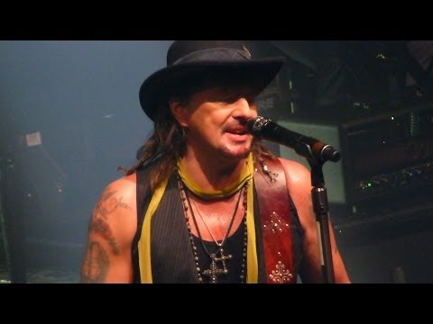 Richie Sambora - Lay Your Hands On Me @Le Bataclan Paris 26 juin