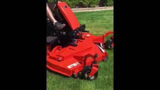 5. 2006 Jacobsen HR6010 Mower 670 Hours