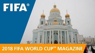 Saransk Russia  city photos gallery : Russia 2018 Magazine: 'My Saransk'