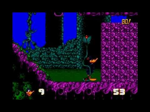 daffy duck in hollywood sega genesis