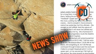 Adam Ondra Almost Onsights Salathé Wall | Climbing Daily Ep.1288 by EpicTV Climbing Daily