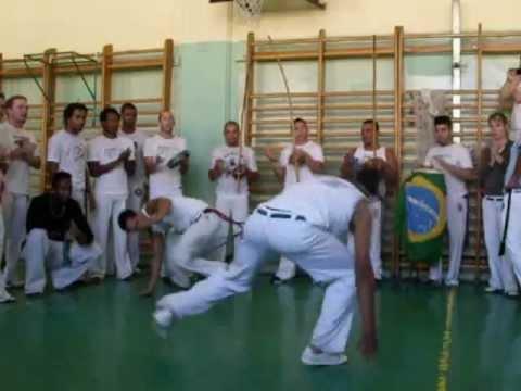 GCB Batizado 2012 - Mestre Chiquinho e Instrutor Bocao