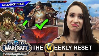 Video Why We Were All Wrong About Allied Races, And Island Expeditions Are Here! World Of Warcraft News MP3, 3GP, MP4, WEBM, AVI, FLV Maret 2018