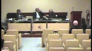 Convegno ex Parlamentari - Prof. Pietro Merli Brandini