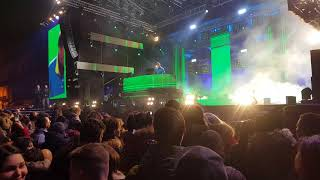 Video Gabry Ponte Bari #Capodanno2018 MP3, 3GP, MP4, WEBM, AVI, FLV Januari 2018