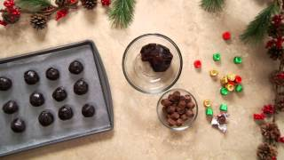 ROLO Brownie Truffles