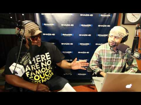 "Juvenile Talks Jay-Z's Remix Of ""Ha"" On #SwayInTheMorning"