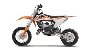 4. HOT NEWS !!! 2017 KTM 50 SX Price & Spec