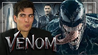 Critica / Review: Venom (Sin Spoilers)