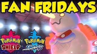 FAN FRIDAYS Pokemon Sword and Shield Update! by Verlisify