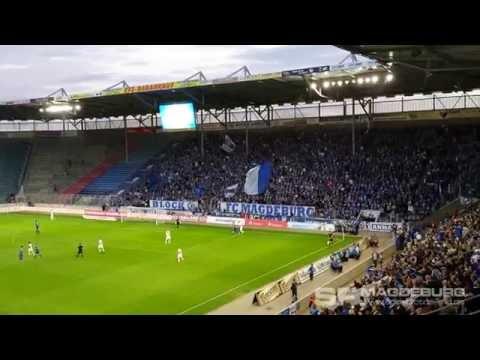 Video: Tribüne wechsle Dich: 1. FCM - SV Werder Bremen II