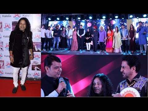 Kailash Kher Celebrating The Success Of Padma Shri Award