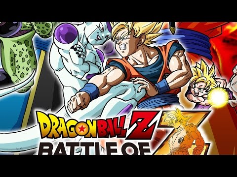 dragon - Dragon Ball Z: Battle of Z review. http://www.ClassicGameRoom.com Shop CGR shirts & mugs! http://www.CGRstore.com Classic Game Room presents a CGR Undertow review of Dragon Ball Z: Battle...