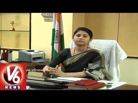 Smita Sabharwal Got Appointed As Additional Secretary To CM KCR || V6 News