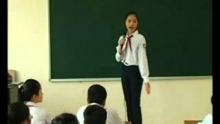 Học Sinh Trường THCS Kiêu Kỵ Hát Dân Ca Theo Lời Mới