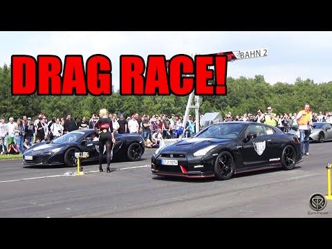 Nissan nismo drag racing фотография