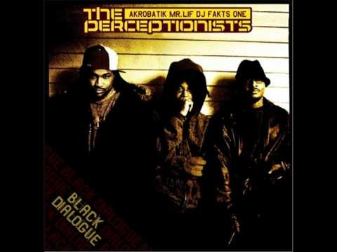 The Perceptionists – Let's move