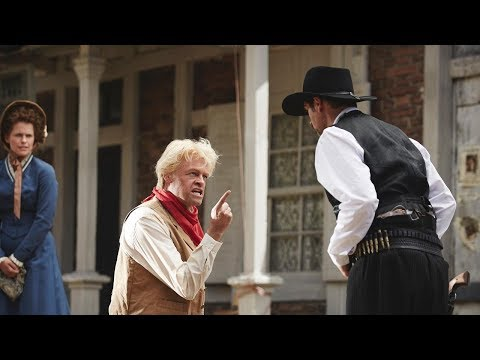 Kinski - Billy the Kid - Sketch History | ZDF Lachbar