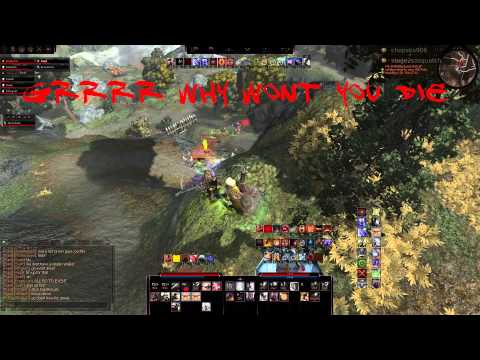 Age of Conan PVP Event TOS Gameplay