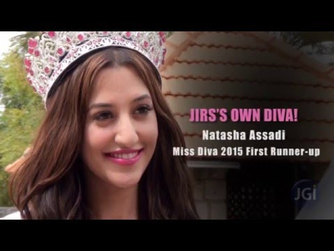 JIRS's Own Diva - Natasha Assadi