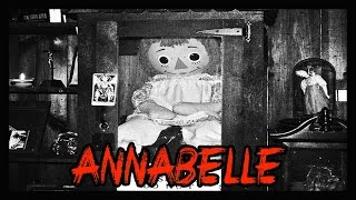 The TRUE Story Of ANNABELLE | MichaelScot
