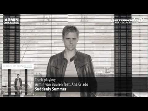 Tekst piosenki Armin van Buuren - Suddenly Summer  feat. Ana Criado po polsku