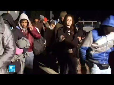 العرب اليوم - شاهد:تدابير فرنسية لمعالجة أزمة الهجرة