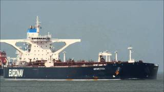 Video 110910 Shipspotting Rotterdam MP3, 3GP, MP4, WEBM, AVI, FLV Desember 2018