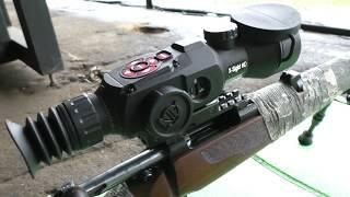Видеообзор цифрового прицела ATN X SIGHT II 5-20x