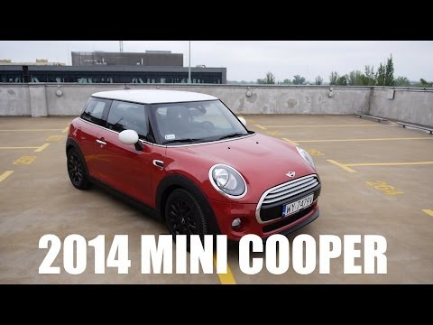 (ENG) MINI Cooper - Test Drive and Review (видео)