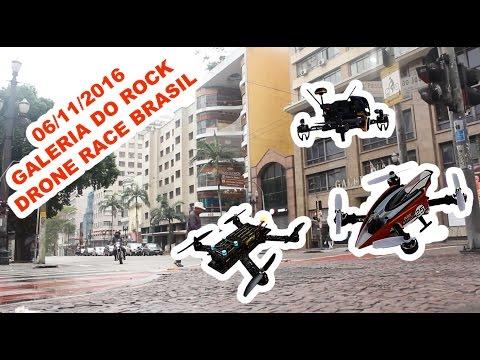 DRONE RACE - GALERIA DO ROCK - POR RICARDO YAMAMOTO