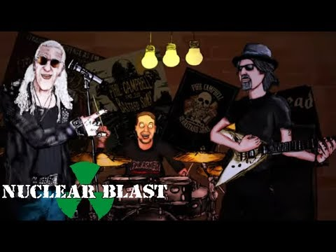 PHIL CAMPBELL - These Old Boots Feat. Dee Snider, Mick Mars & Chris Fehn
