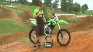 1. 2009 Kx 450f-First look